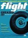 Flight Training - April 2013