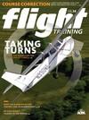 Flight Training - August 2014