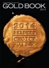 Nailpro Gold Book 2014