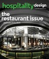 Hospitality Design - October 2015