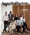 Hospitality Design - July 2019