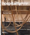 Hospitality Design - June 2020