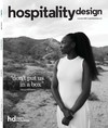 Hospitality Design - November 2020