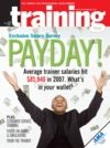 Training Magazine<br />October 2007